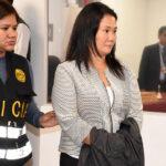 Juez Figueroa se inhibe de conocer casación de Keiko Fujimori
