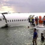 Un avión de la compañía Lion Air se estrella en el mar de Java, en Indonesia