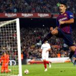 Liga Santander: Barcelona rescata el liderato tras derrotar (4-2) al Sevilla