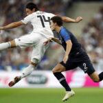Liga de Naciones: Francia dio vuelta al marcador derrotando 2-1 a Alemania