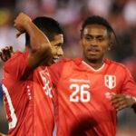 Perú empata 1-1 con Estados Unidos con golazo de Edison Flores