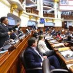 Pleno debatirá informes Lava Jato y Madre Mía la próxima semana
