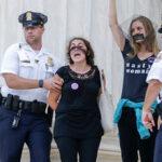 Más de 160 detenidos en Washington por protestas contra nombramiento de Kavanaugh