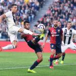 Serie A Italiana: Juventus en casa sólo empata 1-1 frente al Génova