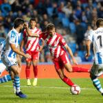 Liga Santander: Real Sociedad y Girona cierran la 9ª jornada con empate 0-0