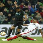 Liga Europa: Arsenal, Betis y Milan ganan y cumplen su papel de favoritos