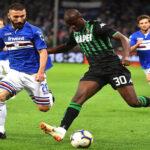Liga A Italiana: Sampdoria cierra 9ª jornada con empate 0-0 ante el Soassuolo