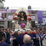 Señor de los Milagros: Misa remota desde Nazarenas (VIDEO)