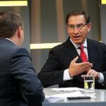"""Presidente Vizcarra: """"La bicameralidad ha sido desnaturalizada"""""""