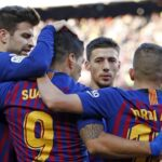 Barcelona golea al Real Madrid con tres goles de Luis Suárez