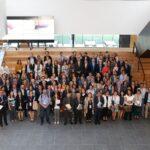 Bausate y Meza participó en Congreso Mundial sobre relación con los alumni