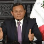 Canciller niega que en Perú exista persecución política (VIDEO)