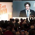 España: Carles Puigdemont regresa al gobierno regional catalán pero de manera virtual (VIDEO)