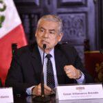 Villanueva: No tengo discrepancias con el presidente Vizcarra
