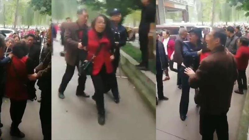 Resultado de imagen para mujer también hiere con un cuchillo de cocina a 14 niños en una guardería en el municipio de Chongqing,