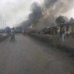 Al menos medio centenar de muertos en la RD Congo por accidente de tráfico