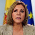 España: Dolores de Cospedal en apuros por unas grabaciones