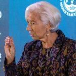 Lagarde no ve la economía lo suficientemente fuerte ante tensión comercial