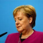 Merkel no se presentará a la reelección como presidenta CDU, según medios