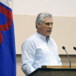 Díaz-Canel destaca interés internacional por el comercio con Cuba a pesar del bloqueo de EEUU (VIDEO)