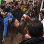 Cinco palestinos muertos por disparos de soldados israelíes en Gaza