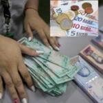 El dólar baja ante el euro y cierra mixto ante resto de divisas destacadas