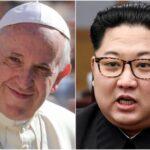 Papa dispuesto a visitar Corea del Norte si lo invitan oficialmente