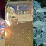 Haití: Terremoto de 5,9 grados del sábado dejó al menos 12 muertos y 188 heridos (VIDEO)