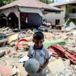 Indonesia: Elevan a 1.407 el número de muertos por el seísmo y el tsunami