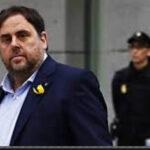 España: Fiscal acusará de rebelión al encarcelado exvicepresidente catalán Oriol Junqueras