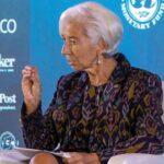 Lagarde: Arreglemos el sistema comercial internacional, no lo destruyamos