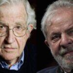 Chomsky denuncia aislamiento de Lula y golpe de Estado blando en Brasil