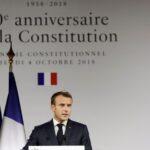 Macron retomará la reforma de la Carta Magna suspendida por crisis política