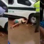 Colombia: Masacran a tres venezolanos acusados de robar niños, unomurió (VIDEO)
