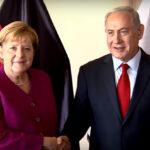 Merkel expresa a Netanyahu preocupación por expansión de asentamientos judíos (VIDEO)