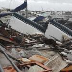 Huracán Michael deja 5 muertos y destrucción en Florida y Georgia mientras avanza hacia las Carolinas