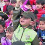 Decretan en Bogotá toque de queda para menores durante Halloween