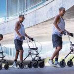 Estimulación eléctrica permite andar a tres pacientes con lesión medular