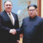 Pompeo se reunirá con Kim Jong-un este domingo en Piongyang