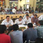 Cusco: Instalan mesa de diálogo de comitiva del Ejecutivo y cocaleros