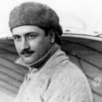Cien años de la muerte de Roland Garros, el aviador más célebre del tenis