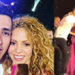 México: Shakira defiende a fan que invade por un selfie el escenario en concierto (VIDEO)