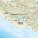 Terremoto de 5.6 grados remeció Guatemala y se sintió también en El Salvador y México