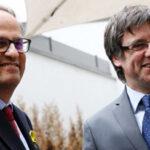 ESPAÑA: Torra y Puigdemont lanzarán el gobierno paralelo catalán el 30 de octubre (VIDEO)