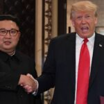 La cumbre entre Trump y Kim Jong Un sería a inicios del 2019