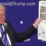 The New York Times atribuye parte de la fortuna del presidente Trump al fraude fiscal (VIDEO)