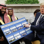 Trump rechaza tomar represalias contra Arabia Saudí por desaparición de periodista Khashoggi