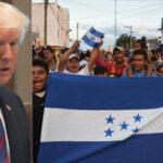 Trump amenaza con enviar tropas militares si México no detiene caravana de inmigrantes