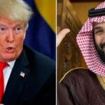 """EEUU: Trump habló con príncipe saudita sobre caso Khashoggi y dijo que """"pronto habrá respuestas"""""""