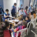 Más de 5,000 venezolanos ingresaron ayer martes al Perú por Cebaf Tumbes